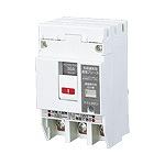1次送り専用コンパクト連携漏電ブレーカー(3Cモジュール)自家発電(燃料電池・ガス発電)用 太陽光発電システム用 3P3E30A感度:30mA
