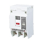 1次送り専用コンパクト連携漏電ブレーカー(3Cモジュール)自家発電(燃料電池・ガス発電)用 太陽光発電システム用 3P3E50A感度:30mA