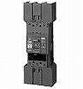 漏電ブレーカBJW型3P3E OC付(モータ保護兼用)400AF・3P3E・100/200/500mA切換・350A