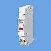 分岐用 コンパクトブレーカー(1Cモジュール)2P1E 20A 100V