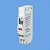 分岐用 コンパクト漏電ブレーカー(1Cモジュール)2P2E 15A 感度30mA 100V/200V切替