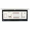 分電盤|enステーション  分電盤  露出型  IH+電気温水器(エコキュート)+enサーバー  単3  リミッタースペース付  主幹:ELB  60A  20  +0
