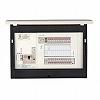 分電盤|enステーション  分電盤  露出型  太陽光発電+IH+電気温水器(エコキュート)に対応・エネルギー計測機能付  単3  リミッタースペースなし  主幹:ELB  50A  36  +0