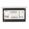 分電盤|enステーション  分電盤  露出型  太陽光発電+ガス発電+enサーバー搭載  単3  リミッタースペースなし  主幹:ELB  60A  20  +0