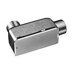 ユニバーサルLB型(鋼板製)(薄鋼用)(電気亜鉛めっき)(C25)