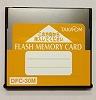 AT-D39SIII用フラッシュメモリーカード 30分