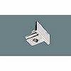 100Vダクトシステム(ショップライン)(エンドキャップ)(白)