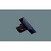 100Vダクトシステム(ショップライン)(埋込用エンドキャップ)(黒)