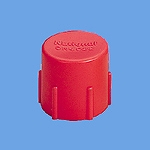 管端キャップ(パナチューブと兼用)(CD管用)(赤)(22)