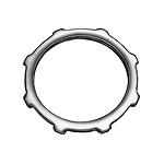 ロックナット六角型(電気亜鉛めっき)(C51)