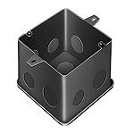 塗装中型四角コンクリートボックス(カチオン電着塗装仕上げ)(76)
