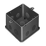 塗装大型四角コンクリートボックス(カチオン電着塗装仕上げ)(75)