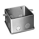 大型四角コンクリートボックス(鋼板製電気亜鉛めっき)(90)