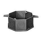 八角コンクリートボックス(鋼板製電気亜鉛めっき)(102)