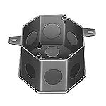 塗装八角コンクリートボックス(カチオン電着塗装仕上げ)(75)