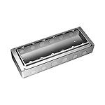 6コ用スイッチボックス(セーリスボックス)(カバー付)(鋼板製電気亜鉛めっき)