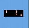 小電力型ワイヤレスサービスコール増設表示器(シンプルタイプ)