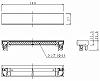 FL9134018:LED誘導灯C級用ランプ 冷陰極蛍光灯(CF130T4EN/C)