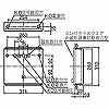 誘導灯B級 点滅形用取付ボックス(FA20300・FA20310・FA40300・FA40310)