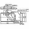 誘導音付点滅形誘導灯B級取付ボックス(FA20304・FA20314・FA40304・FA40314)