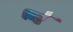 FK732:交換電池(バッテリー)