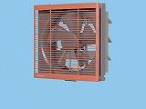 一般換気扇 居間用インテリア形 排気 電気式シャッター 埋込寸法:30cm角