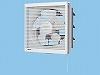 一般換気扇 居間用インテリア形 給気-排気切替式 連動式シャッター 埋込寸法:35cm角
