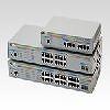 ギガビット・ライトマネージド・スイッチ(10/100/1000BASE-Tポート)8ポート