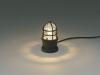 AU40188L:LEDランプ交換可能型エクステリア・ガーデンライト 白熱球60W相当 屋外用