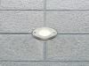 AU40211L:LED一体型エクステリア・アッパーライト 白熱球40W相当 埋込穴:φ77 屋外用