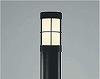 AU38613L:LEDランプ交換可能型エクステリア・ガーデンライト 白熱球60W相当 屋外用 電球色