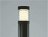 AU38614L:LEDランプ交換可能型エクステリア・ガーデンライト 白熱球60W相当 屋外用 電球色