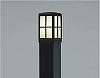 AU38618L:LEDランプ交換可能型エクステリア・ガーデンライト 白熱球60W相当 屋外用 電球色