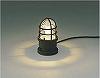 AU40188L:LEDランプ交換可能型エクステリア・ガーデンライト 白熱球60W相当 屋外用 電球色