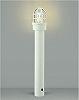 AU40206L:LEDランプ交換可能型エクステリア・ガーデンライト 白熱球60W相当 屋外用 電球色