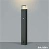AU42266L:LED一体型エクステリア・ガーデンライト 白熱球60W相当 自動点滅器付 屋外用 電球色