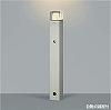 AU42268L:LED一体型エクステリア・ガーデンライト 白熱球60W相当 自動点滅器付 屋外用 電球色