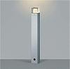 AU42270L:LED一体型エクステリア・ガーデンライト 白熱球60W相当 屋外用 電球色