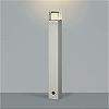 AU42271L:LED一体型エクステリア・ガーデンライト 白熱球60W相当 屋外用 電球色