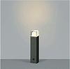 AU42272L:LED一体型エクステリア・ガーデンライト 白熱球60W相当 屋外用 電球色