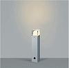 AU42273L:LED一体型エクステリア・ガーデンライト 白熱球60W相当 屋外用 電球色