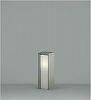 AU42392L:LEDランプ交換可能型エクステリア・ガーデンライト 白熱球60W相当 両面配光 屋外用 電球色