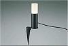 AU45174L:LEDランプ交換可能型エクステリア・ガーデンライト 白熱球60W相当 屋外用 電球色