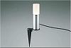 AU45175L:LEDランプ交換可能型エクステリア・ガーデンライト 白熱球60W相当 屋外用 電球色