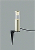 AU45261L:LED一体型エクステリア・ガーデンライト 白熱球40W相当 屋外用 電球色