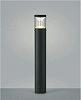 AU45501L:LED一体型エクステリア・ガーデンライト 白熱球60W相当 屋外用 電球色