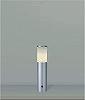 AUE664127:LEDランプ交換可能型エクステリア・ガーデンライト 白熱球60W相当 屋外用 シンプル・モダン 電球色