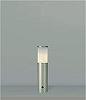 AUE664130:LEDランプ交換可能型エクステリア・ガーデンライト 白熱球60W相当 屋外用 シンプル・モダン 電球色