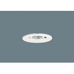 NNFB91606:天井埋込型 LED(昼白色) 非常用照明器具 一般型(30分間) リモコン自己点検機能付/埋込穴φ60