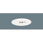 NNFB93616:リニューアル用 天井埋込型 LED(昼白色) 非常用照明器具 一般型(30分間) リモコン自己点検機能付/埋込穴φ150
